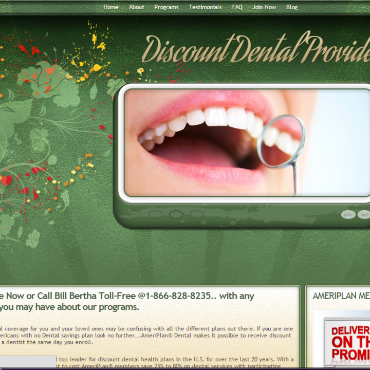 Discount Dental Provider