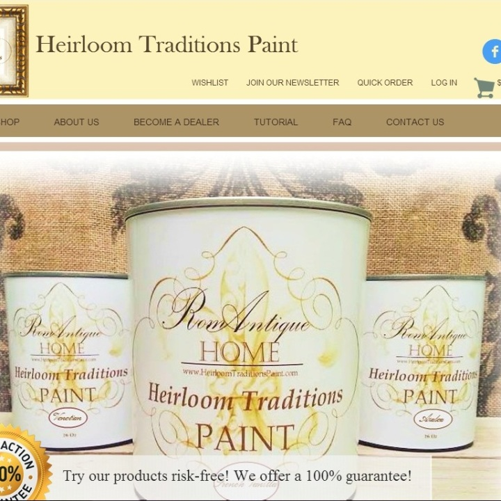 Heirloom Traditions Paint
