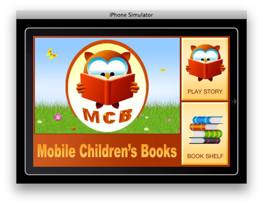 MCB – Story book apps for children