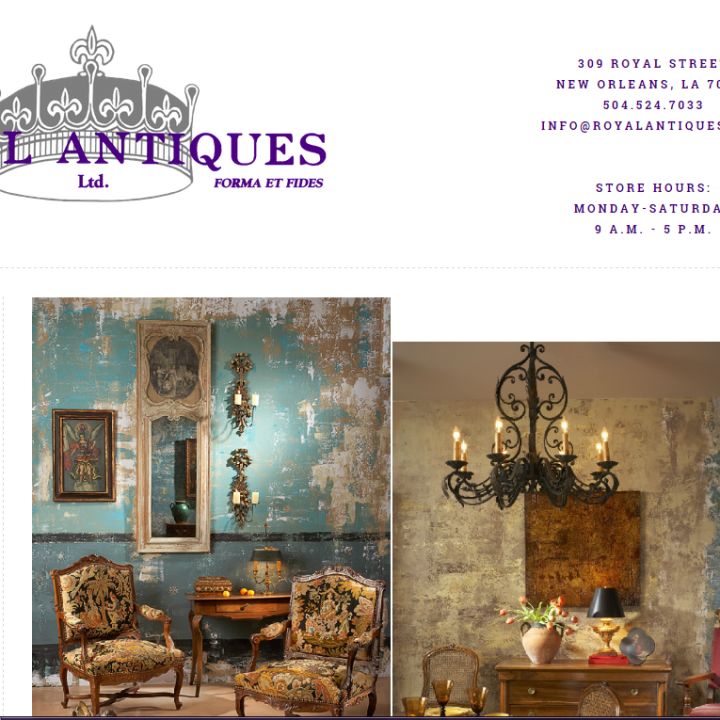 Royal Antiques