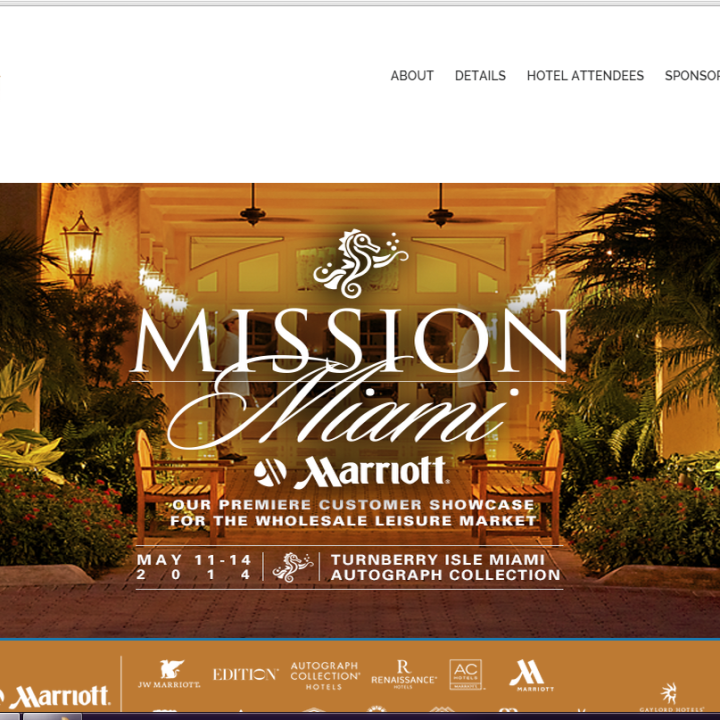 Marriott Mission