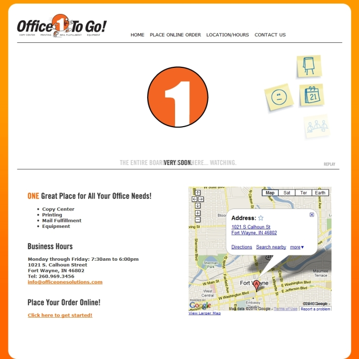 Office One To Go