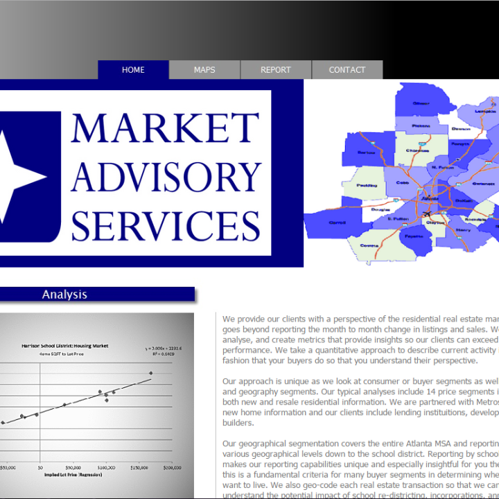 Market Advisory Services